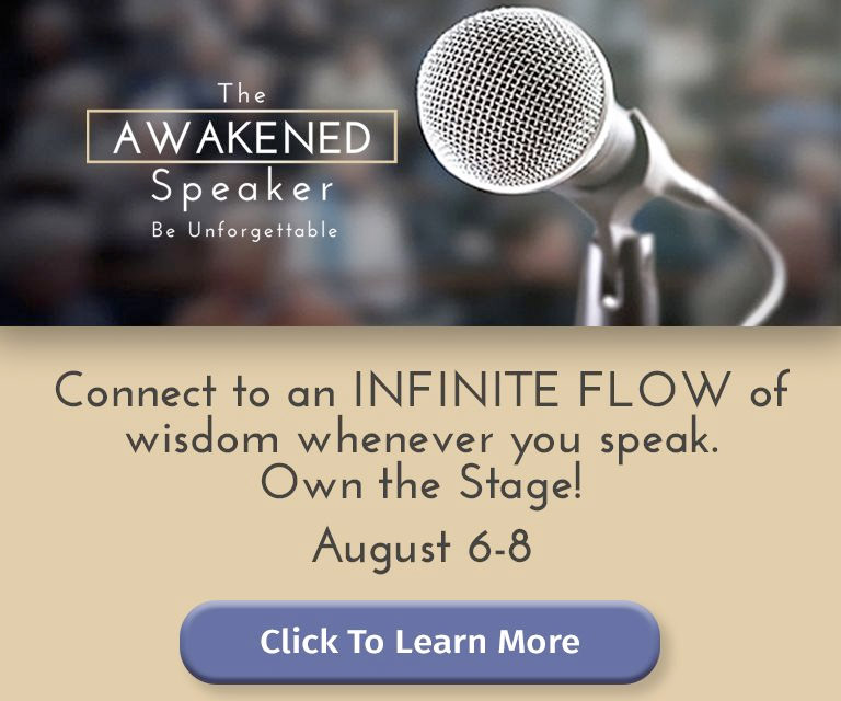 The Awakened Speaker graphic for more information