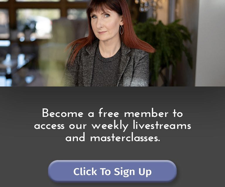 Graphic for connecting and becoming a free member